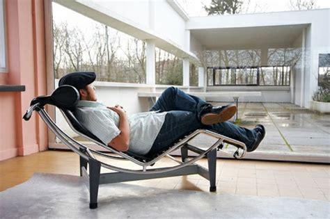 chaise longue interieur le corbusier chaise longue pour votre confort archzine fr