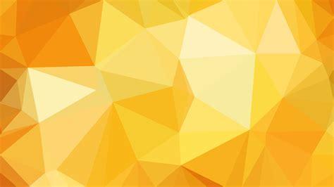 light orange  poly background design vector