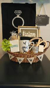 wedding gift baskets for bride and groom gift ftempo With wedding gift basket ideas