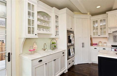 variants  white kitchen pantry cabinets interior