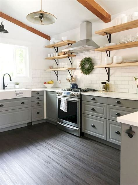 farmhouse kitchen decor ideas  remodel googodecor