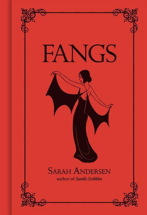 Fangs von Sarah Andersen. Comicbuch. Cover. Kurzrezension Fantasy 2
