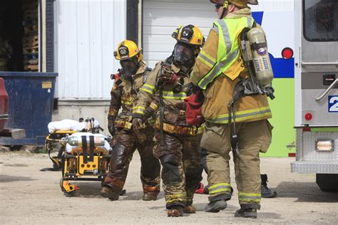Two dead, two injured in industrial accident at Lawrence's ...