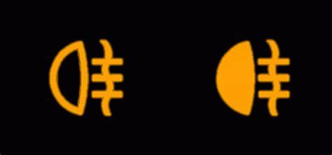 feu de brouillard arriere cours du code de la route usage des feux feux de position feux de route