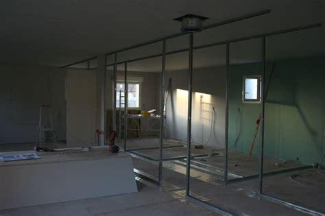 photo chambre parentale plaquiste avancement notre future maison à beire le fort