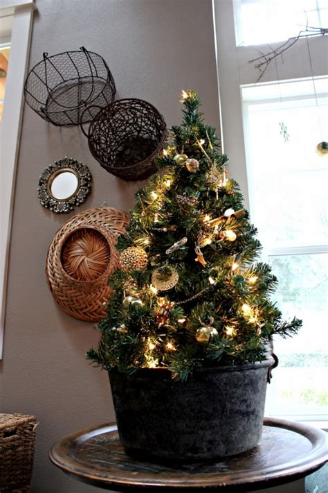 tabletop christmas tree gorgeous accents   holiday