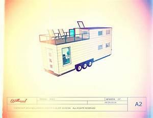 Minihaus Auf Rädern : containerhaus ~ Michelbontemps.com Haus und Dekorationen