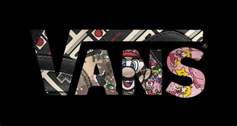 vans  nintendo sneaker collection releases june  nerd