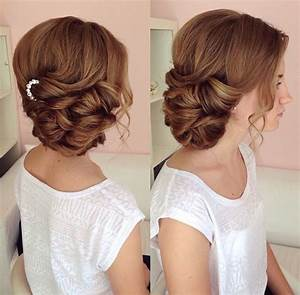 Prom Hairstyles To The Side Front And Back | www.pixshark ...