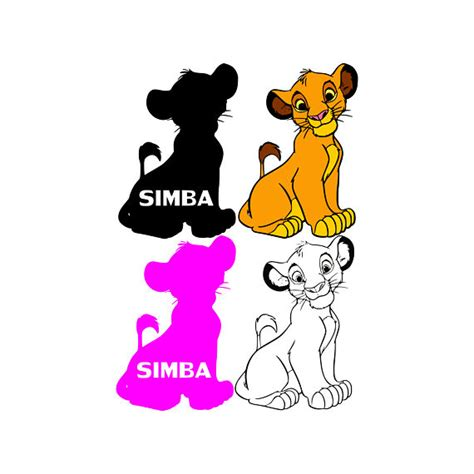 Also king clipart file available at png transparent variant. Silhouette Lion King at GetDrawings | Free download