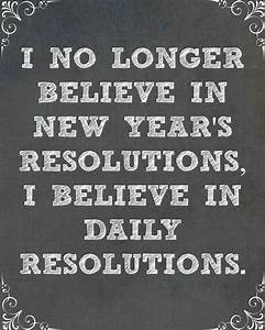 Any New Year Re... Year End Resolution Quotes