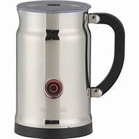 nespresso milk frother Nespresso Pixie Espresso Maker with Aeroccino Plus Milk ...