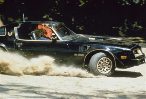 New Smokey And The Bandit Car by Facts The Car 1977 Trans Am And Smokey And