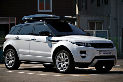 ultimate packline car roof boxes   land rover