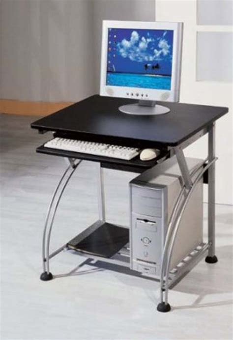 Computer Table For Small Spaces by Small Computer Desk Design Office Furniture Ideas For