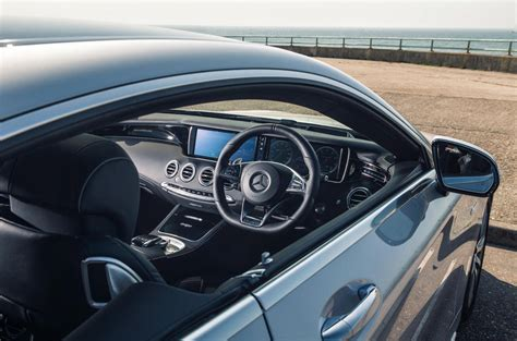 To know more about the. Mercedes-AMG S 63 Coupe interior | Autocar