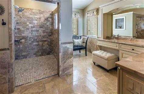 non slip bathroom flooring ideas travertine shower ideas bathroom designs designing idea