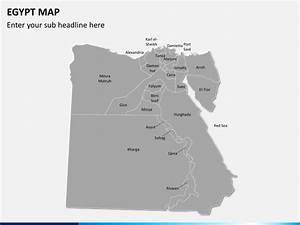 Egypt Map Powerpoint