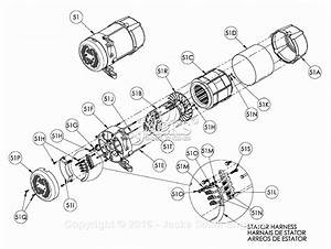 Powermate Formerly Coleman Pm0116000 01 Parts Diagram For