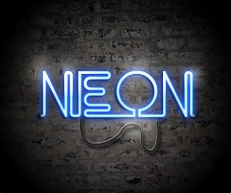 easy neon text effect  photoshop tutorial designbump