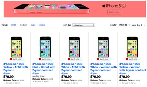 apple s iphone 5c for 79 preorder at target walmart cnet