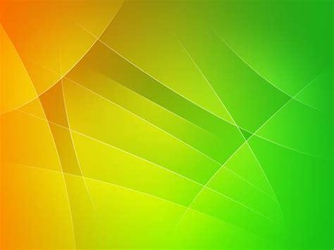 Aqua Orange Green Wallpaper