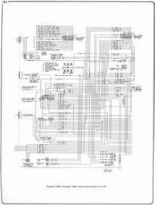 81 87 Instrument Pg1 At 1986 Chevy Truck Wiring Diagram