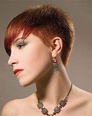 Very Short Hairstyles Women