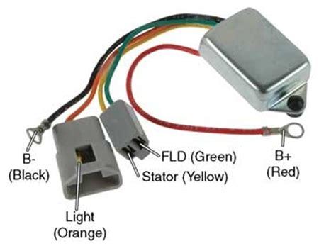 Conversion Regulator For Delco Remy Series