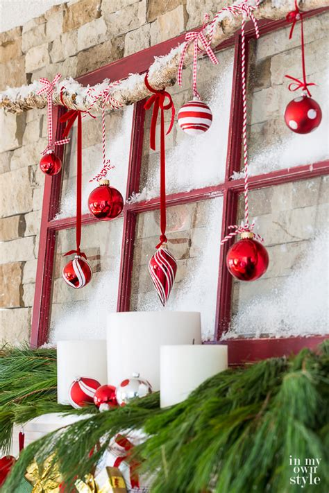 diy christmas mantel decorating ideas  budget decorator