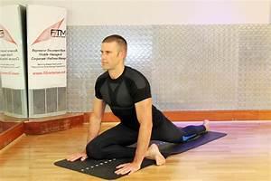 Piriformis Stretch | Fibre Tense Massage
