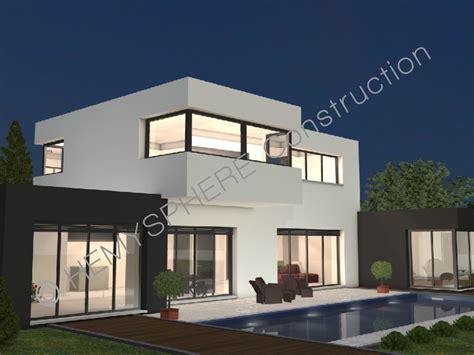 construire sa maison moderne
