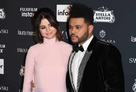 In late 2010, tesfaye uploaded several songs to youtube under. Selena Gomez's Chanel Bag From the Weeknd   POPSUGAR Fashion