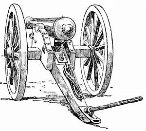 Cannon | ClipArt ETC