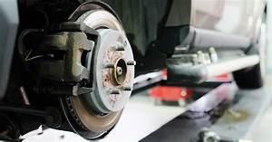 Disc Brake Pads Replacement