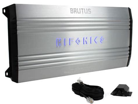 New Hifonics Brutus Brx Watt Amp Monoblock