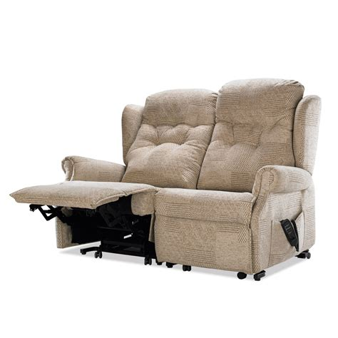 Recliner Settee by Leyburn 2 And 3 Seater Settees The Only Rise And