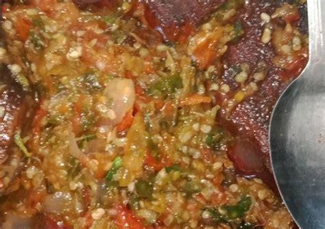 Spesial saji sedap, review 4 sambal bawang yang pedasnya. Resep Sambal Bawang Enak Dan Sederhana - Resep Sambal Korek Sederhana Yang Pedas Dan Enak ...