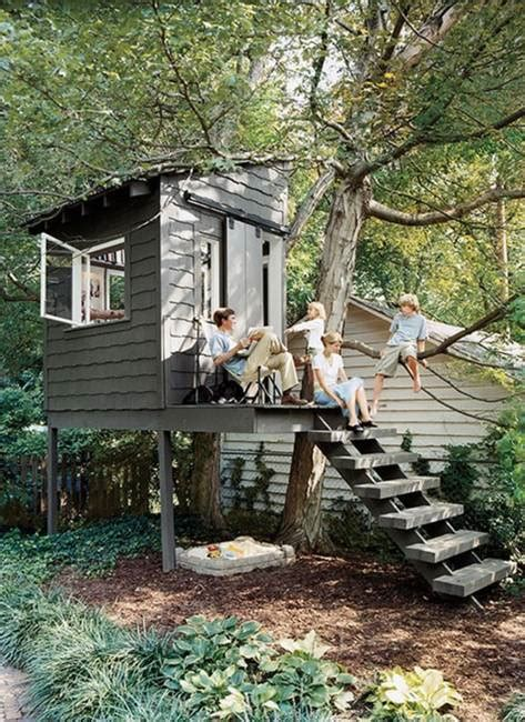 tree ideas for backyard 25 tree house designs for kids backyard ideas to keep children active and happy