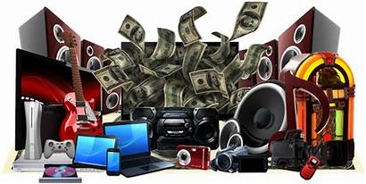 Electronics Pawn Electronic Selling Sell Loans Cash