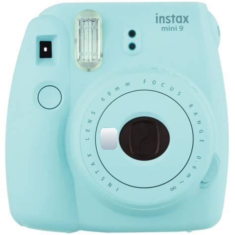 Fujifilm Instax Mini 9, ice blue - Instant cameras