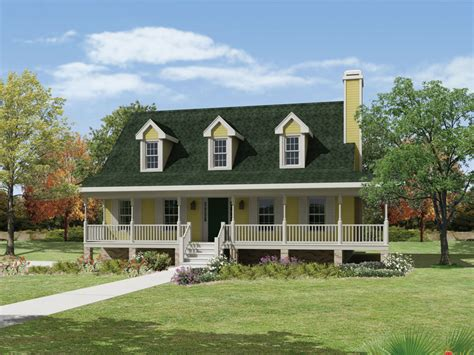 houses with big porches albert country home plan 053d 0058 house plans and more
