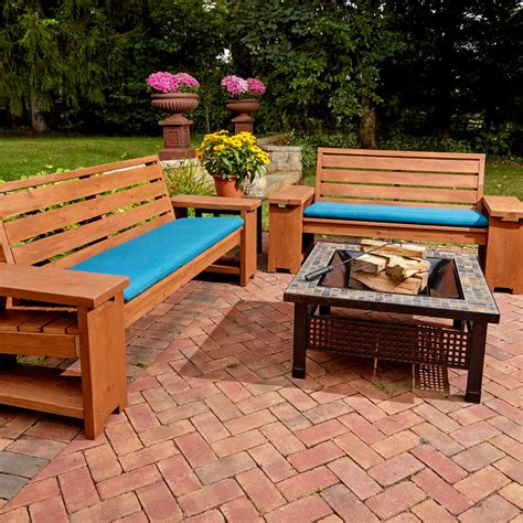 incredible pieces  diy outdoor furniture  family