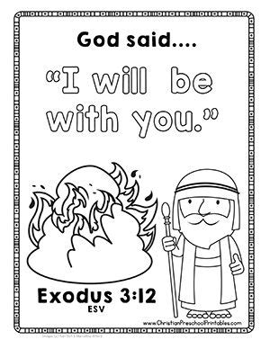 moses bible printables preschool bible lessons toddler bible lessons sunday school coloring
