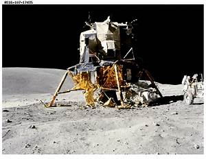 Apollo 16 Mission Overview