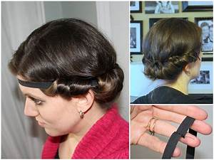 How To Curl Short Hair Overnight HairStyle Ideas In 2018