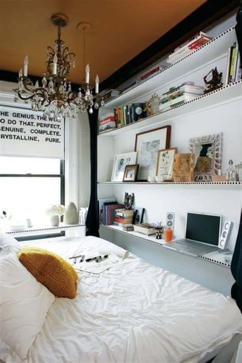 Bedroom Ideas Apartment Therapy by Space Saving Ideas For Small Bedroom Apartment Therapy