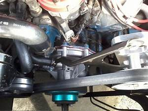 Ford Racing Mustang Stock Flow Water Pump  79