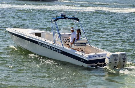Boat Trader Scarab 302 by Splashed Scarab Sport 302 The Hull Boating And