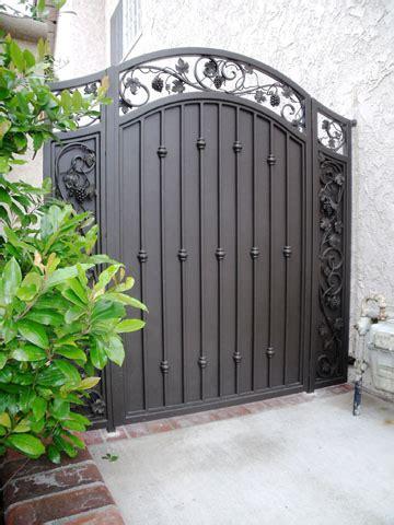 wrought iron gates bay area gate masters